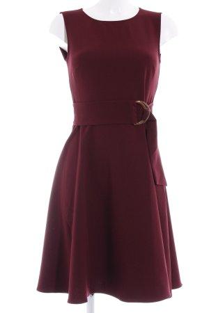 Mint&berry A-Linien Kleid purpur Elegant