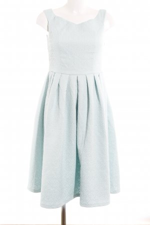 Mint&berry Balloon Dress baby blue casual look