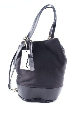 Mint&berry Beuteltasche schwarz Casual-Look