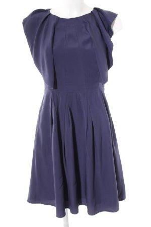 Mint&berry Bleistiftkleid dunkelblau-blau Elegant