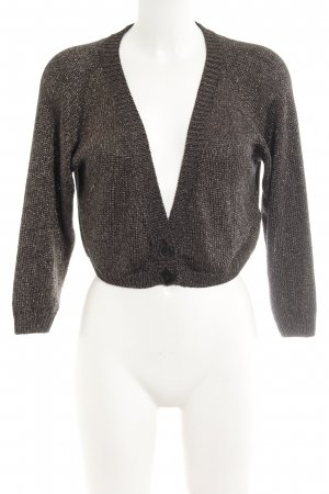 Mint&berry Bolero black-gold-colored elegant