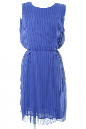 Mint&berry Chiffonkleid blau Elegant