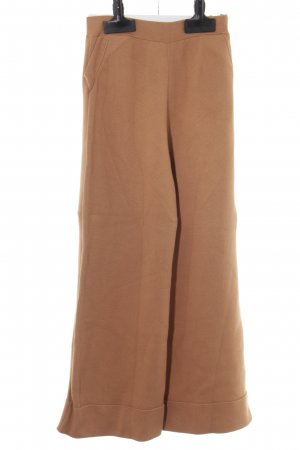 Mint&berry Culottes camel casual uitstraling