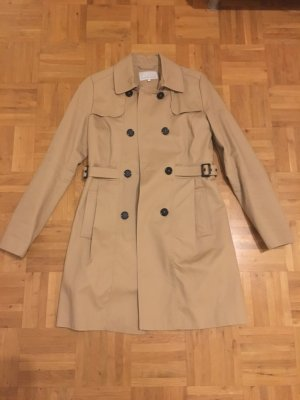 Mint & Berry Damen Trenchcoat - beige, Gr. 38