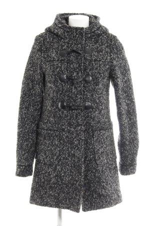 Mint&berry Montgomery grigio scuro-grigio chiaro puntinato stile casual