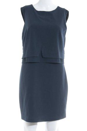 Mint&berry Etuikleid dunkelblau Business-Look