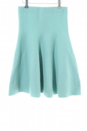Mint&berry Flared Skirt turquoise casual look