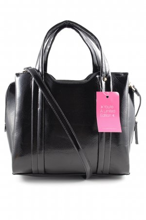 Mint&berry Carry Bag black classic style