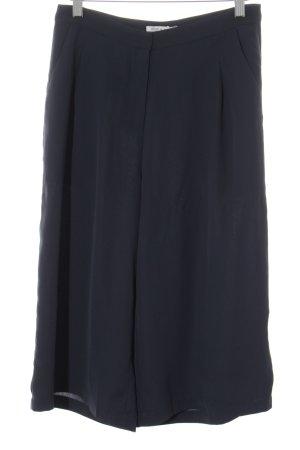 Mint&berry High-Waist Hose dunkelblau Elegant