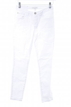 Mint&berry Hoge taille jeans wit casual uitstraling