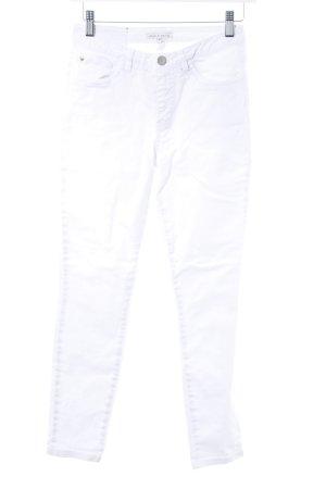 Mint&berry High Waist Jeans weiß Casual-Look
