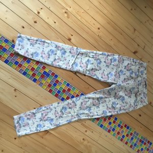 mint&berry Jeans-slim-modernes Blumenmuster-Größe 36-hervorragender Zustand