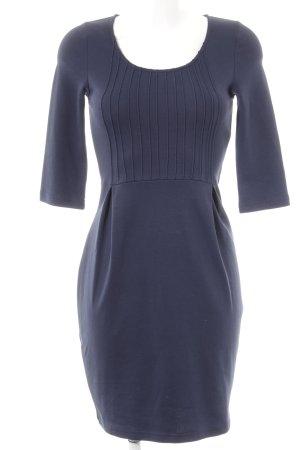 Mint&berry Jerseykleid dunkelblau Casual-Look