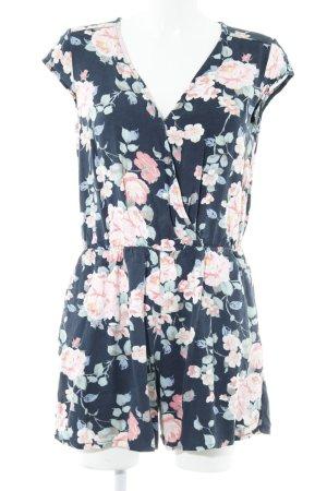 Mint&berry Jumpsuit florales Muster Romantik-Look