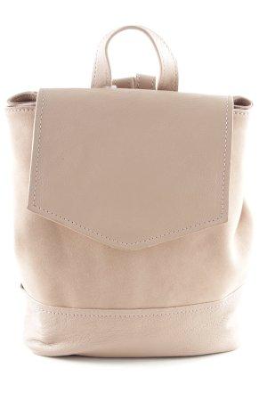 Mint&berry Mini sac à dos rose chair style décontracté