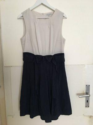 Mint&Berry Kleid blau weiß L