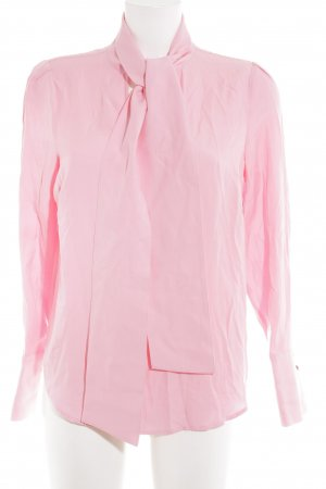 Mint&berry Langarm-Bluse rosa Casual-Look