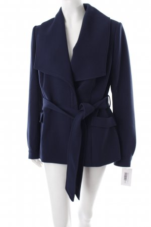 Mint&berry Marinejacke dunkelblau Eleganz-Look