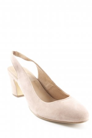 Mint&berry Mary Jane Pumps beige elegant