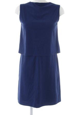 Mint&berry Midikleid blau Business-Look