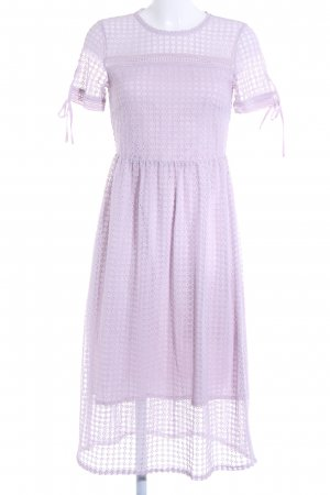 Mint&berry Midi Dress mauve elegant