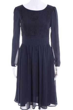 Mint&berry Midikleid dunkelblau Elegant