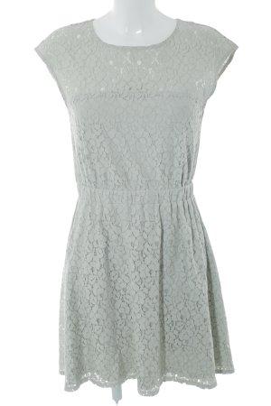 Mint&berry Minikleid graugrün Casual-Look