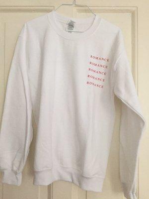 mint&berry mint and berry ROMANCE Sweatshirt weiss - S - wie neu!