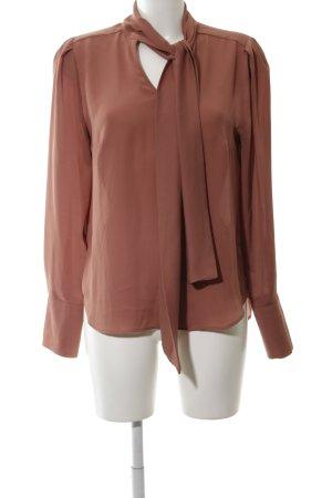 Mint&berry Schlupf-Bluse braun Elegant