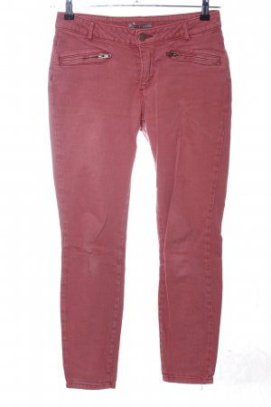 Mint&berry Slim Jeans rot Casual-Look