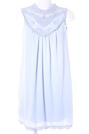 Mint&berry Spitzenkleid himmelblau Elegant