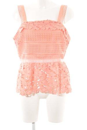 Mint&berry Spitzentop nude-pink Elegant