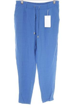 Mint&berry Stoffhose blau minimalistischer Stil
