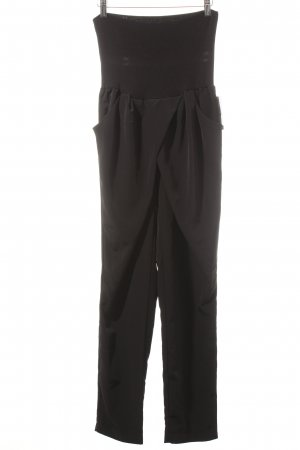 Mint&berry Stoffhose schwarz Casual-Look