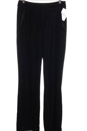 Mint&berry Stretchhose schwarz extravaganter Stil