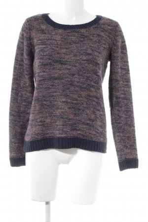 Mint&berry Strickpullover mehrfarbig Casual-Look