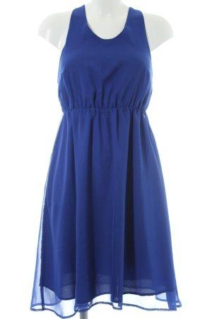 Mint&berry Trägerkleid blau Party-Look