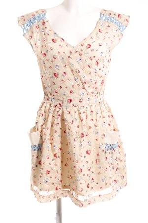 Mint&berry Trägerkleid Blumenmuster Romantik-Look