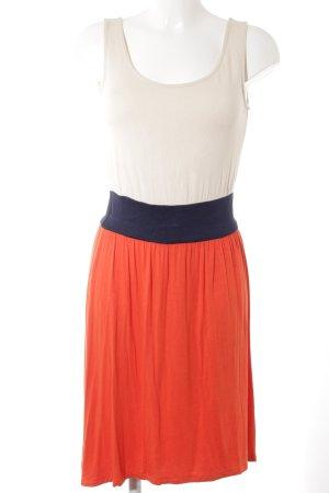 Mint&berry Trägerkleid Colourblocking Casual-Look