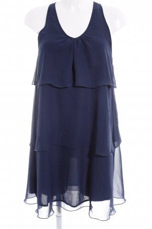 Mint&berry Trägerkleid dunkelblau Casual-Look