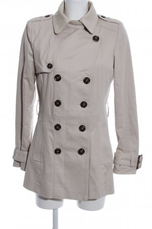 Mint&berry Trenchcoat creme Casual-Look