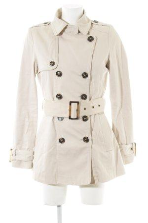 Mint&berry Trenchcoat hellbeige klassischer Stil