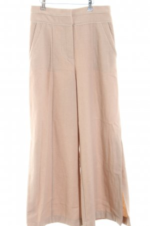 Mint&berry Wollhose beige-creme Nude-Look