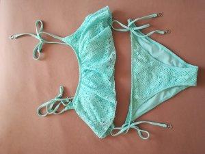 H&M Bikini celeste
