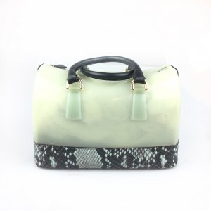 Mint Furla Shoulder Bag