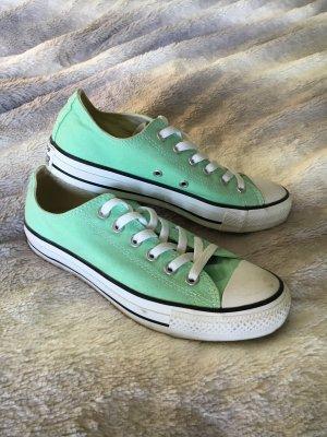 Mint-Grüne  Converse