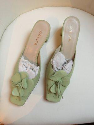 Mint -grüner Schuh in Größe 37