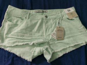 Mint Shorts kurze Hose gr 44 Neu stylisch