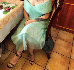 Asos Abito da ballo turchese-menta