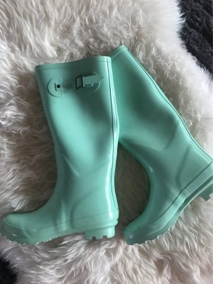 Pieces Wellies turquoise-mint
